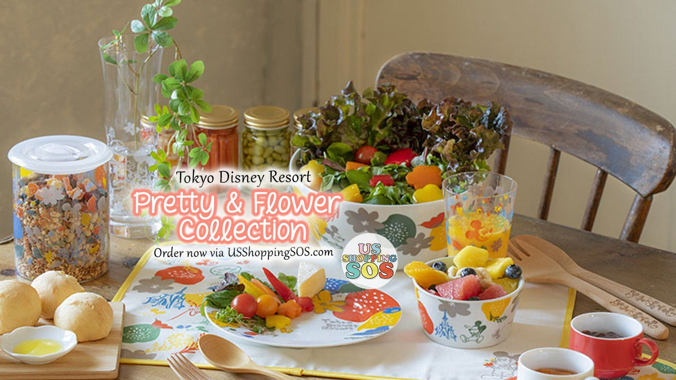 TDR Pretty & Flowers Collection