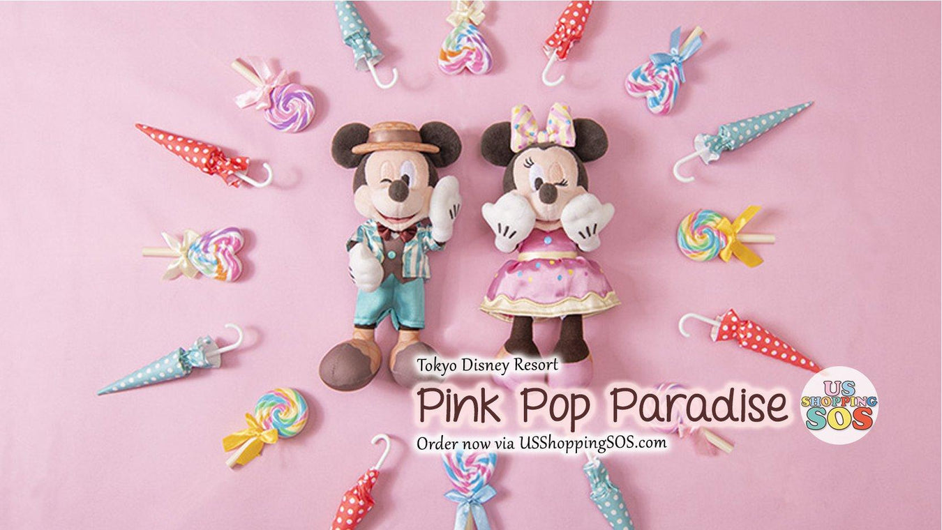 TDR Pink Pop Paradise Collection