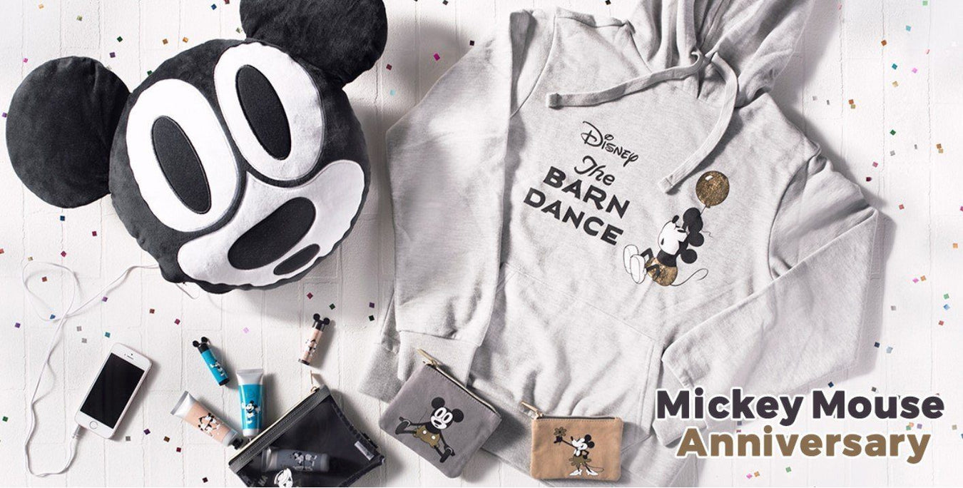 JDS Mickey Mouse Anniversary Collection