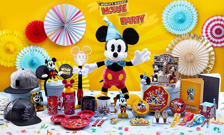 Disney 90 years with Mickey Collection