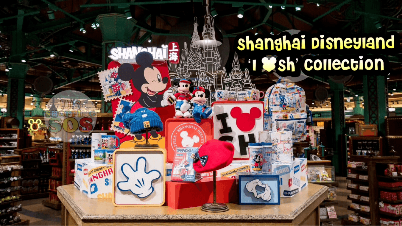 SHDL I Mickey SH Collection