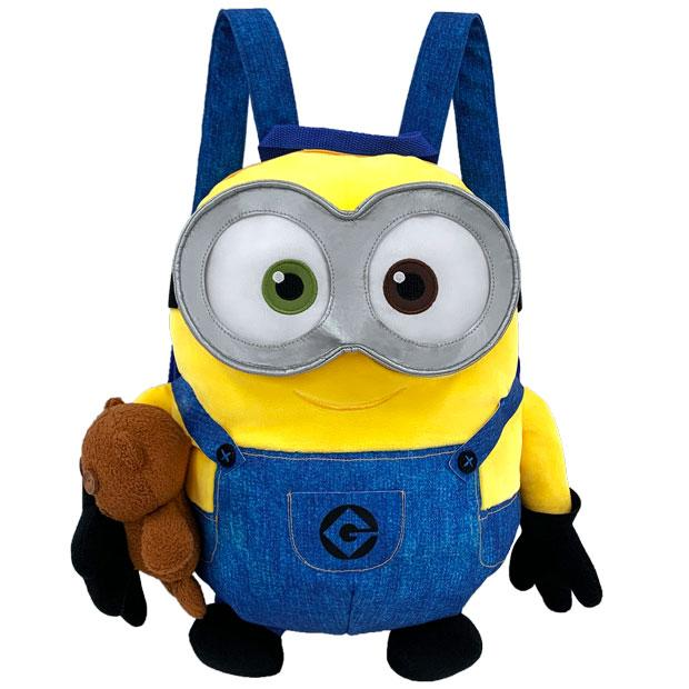 USJ - Bob's Favorite Bear - Minion Plush Backpack (Bob)