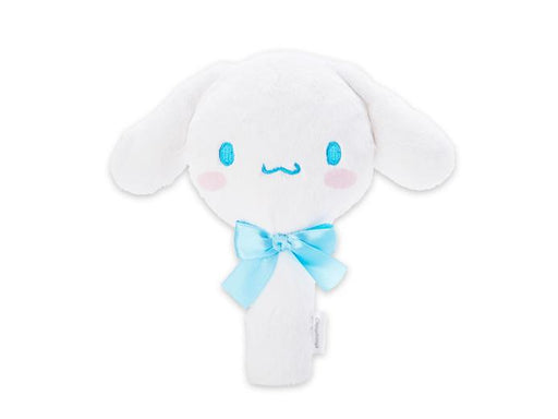Japan Sanrio Puroland - Fluffy Die Cut Shaped Mirror x Cinnamoroll