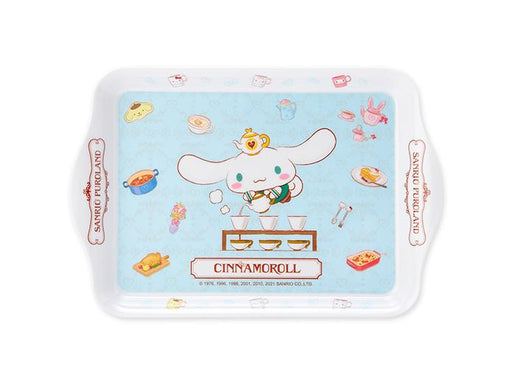 Japan Sanrio Puroland - Restaurant Collection - Mini Tray x Cinnamoroll