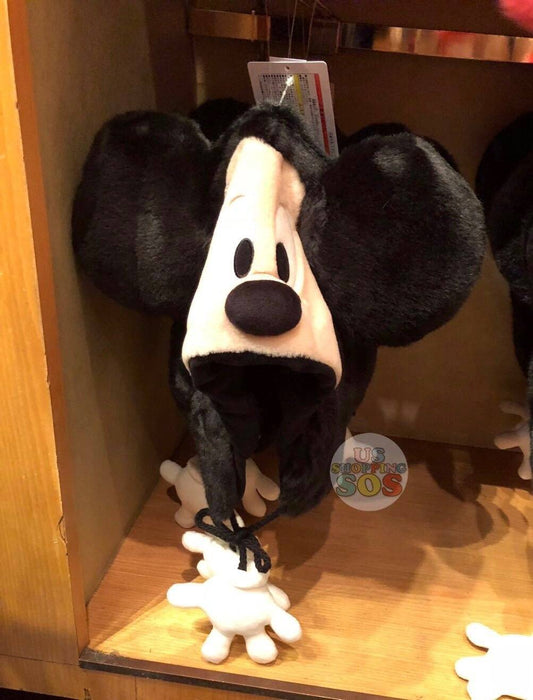 TDR - Fluffy Hat - Mickey Mouse