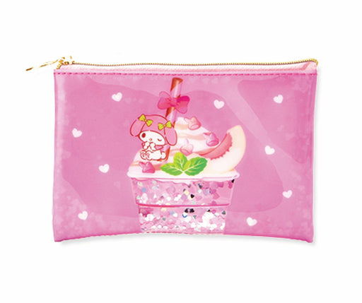 Japan Sanrio Puroland - Dessert Drinks Collection x My Melody Pouch