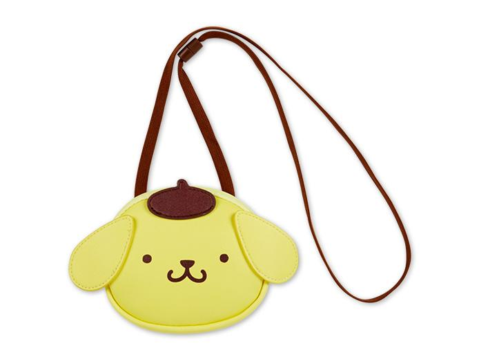 Japan Sanrio Puroland - Long Strap Bag x Pompompurin