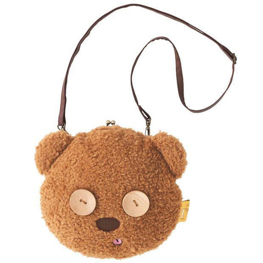 USJ - Bob's Favorite Bear - Minion Purse Shoulder Bag (Tim) x Fluffy Touch