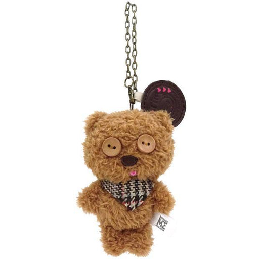 USJ - Bob's Favorite Bear - Minion Mascot Plush Keychain (Tim)