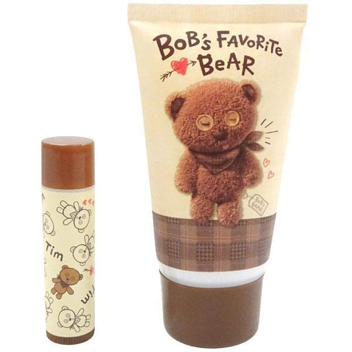 USJ - Bob's Favorite Bear - Minion Hand & Lip Cream Set (Tim)