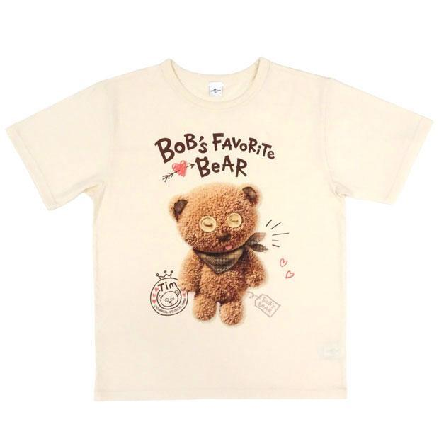 USJ - Bob's Favorite Bear - Minion T-shirt (Tim)