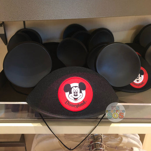 DLR - Mickey Mouse Club - Mickey Mouseketeer Ear Hat