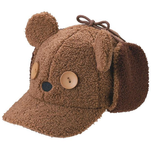 USJ - Bob's Favorite Bear - Minion Baseball Cap with Ear Cover (Tim)