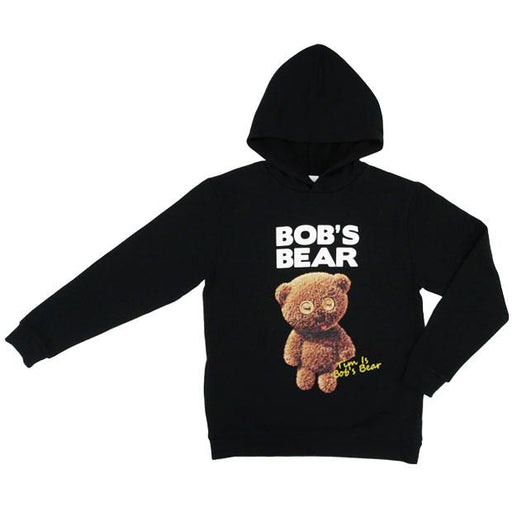USJ - Bob's Favorite Bear - Minion Hoodie Sweater (Tim) - Black