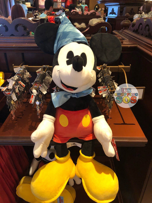 DLR - Mickey 90th Year Let's Celebrate! - Plush