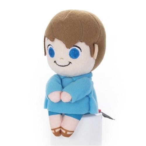 Japan Takara Tomy - Chokkorisan Plush x Christopher Robin Movie x Christopher Robin
