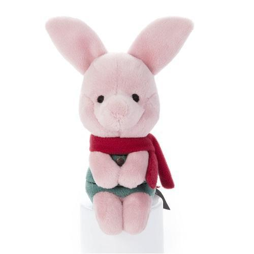 Japan Takara Tomy - Chokkorisan Plush x Christopher Robin Movie x Piglet