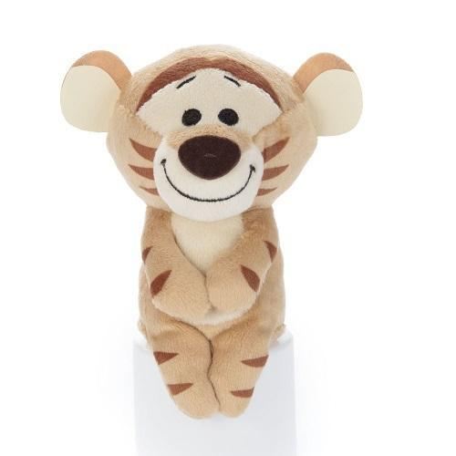 Japan Takara Tomy - Chokkorisan Plush x Christopher Robin Movie x Tigger