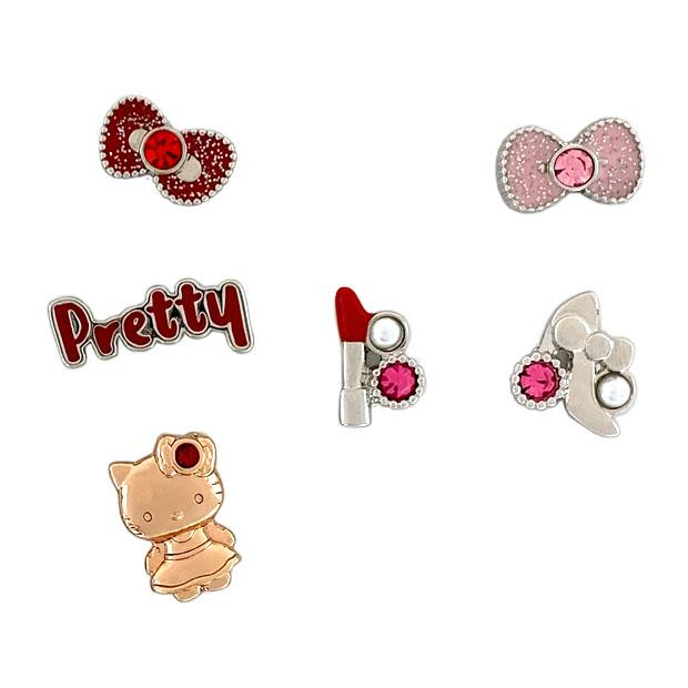 USJ - Hello Kitty's Sweetest Day Ever - Earrings Set (6 pieces)