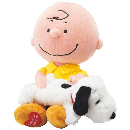 USJ - Snoopy Romance - Plush Toy (Charlie Brown & Snoopy)