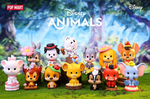 SHDS - POPMART Random Secret Figure Box x Disney Animals