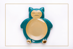 Japan Exclusive - Pokémon Cafe Snorlax Plate