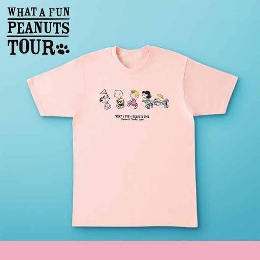 USJ - What A Fun Peanuts Tour - Snoopy T-shirt (Snoopy & Friends)