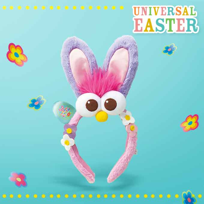 USJ - Universal Easter - Headband (Moppy)