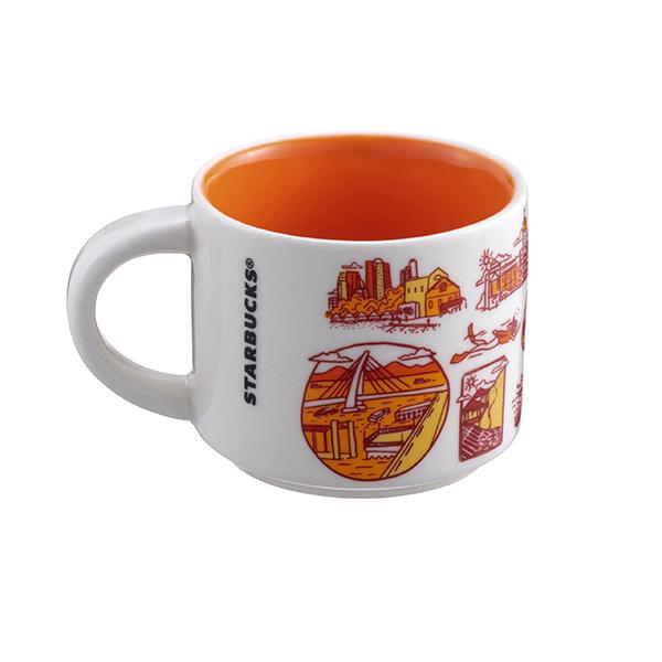 Starbucks Taiwan - Been There Series - Taipei Espresso Cup 2oz