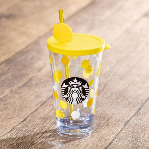 Starbucks Hong Kong - Flavorful Summer Fun - 20oz Summer Lemon Party Cold Cup