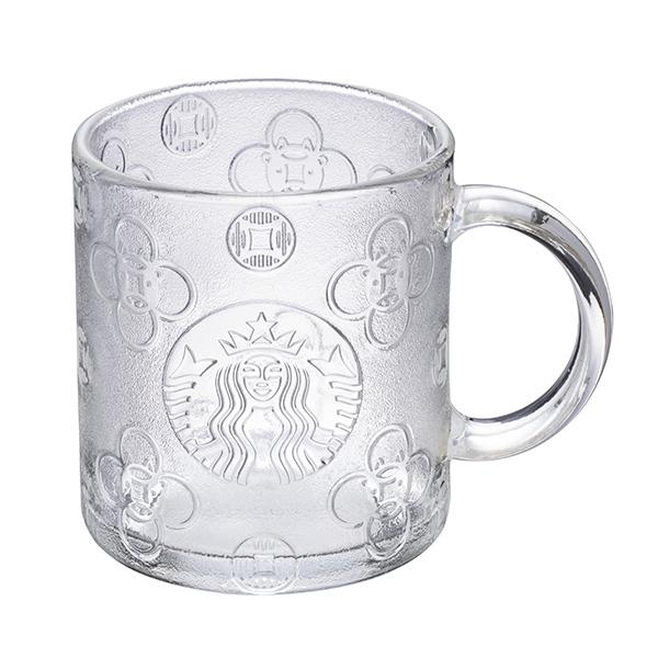 Starbucks Taiwan - Year of Ox - Transparent Glass 400ml