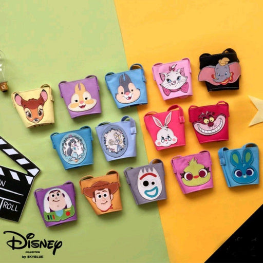 Taiwan Disney Collaboration - SB Classic Character Cup Sleeve ( 26 colors)