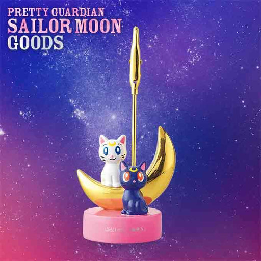 USJ - Pretty Guardian Sailor Moon - Memo Stand (Luna & Artemis)