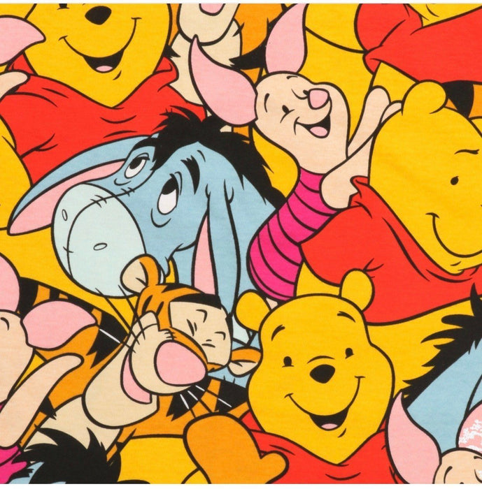 TDR -  All-Over-Print Unisex Tee - Winnie the Pooh
