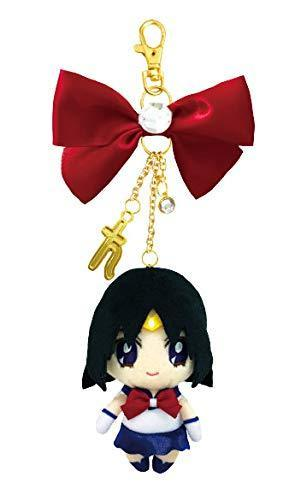 Japan Pretty Guardians - Plush Toy Keychain x Sailor Saturn