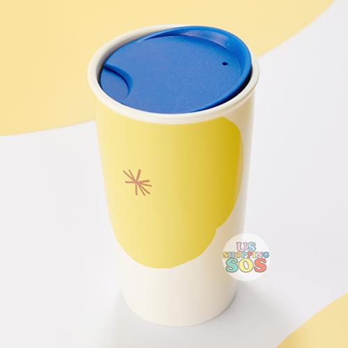 Starbucks China - Summer Blossom 2020 - Summer Flower Bloom Double Wall Tumbler 355ml