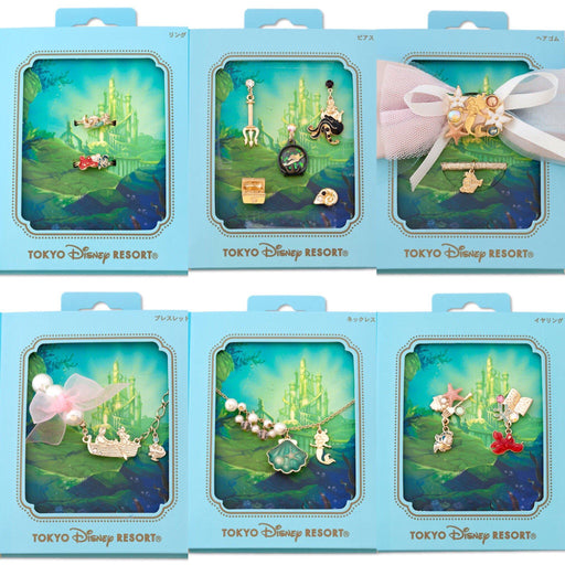 TDR - Story Book x Accessories Collection - The Little Mermaid