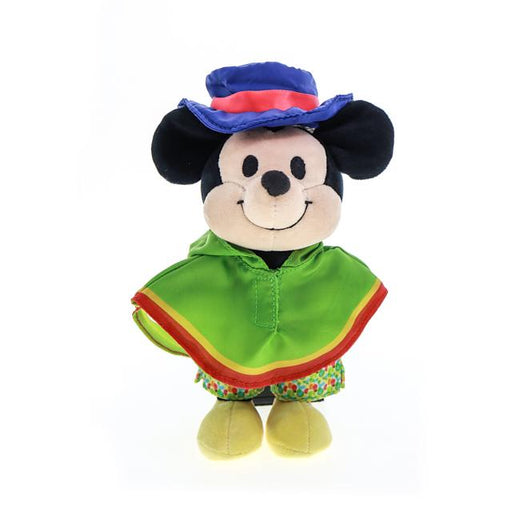 HKDL - nuiMOs Outfit x Green Raincoat and Pants Set