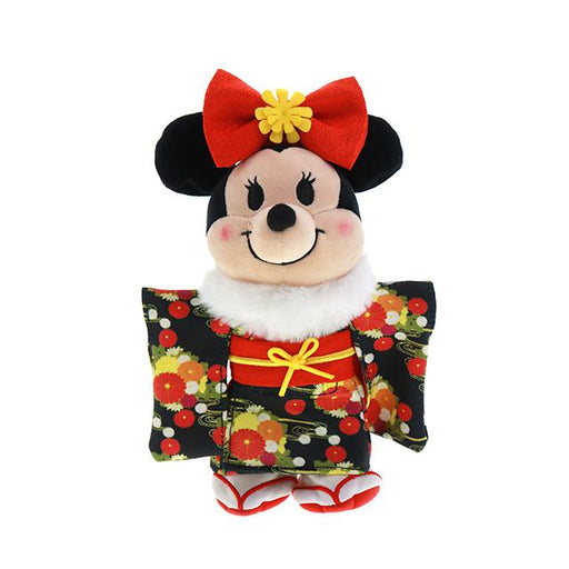 HKDL - nuiMOs Outfit x Red Floral Print Kimono for Girl