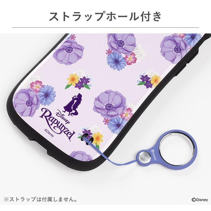 Japan Exclusive - iFace x Disney Princess iPhone 11/8/7/SE Case - Rapunzel