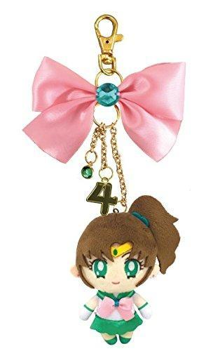 Japan Pretty Guardians - Plush Toy Keychain x Sailor Jupiter