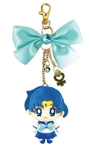Pretty Guardians - Plush Toy Keychain x Sailor Mercury