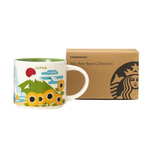 Starbucks Japan - You Are Here Japan Mug 414ml (Summer Version)