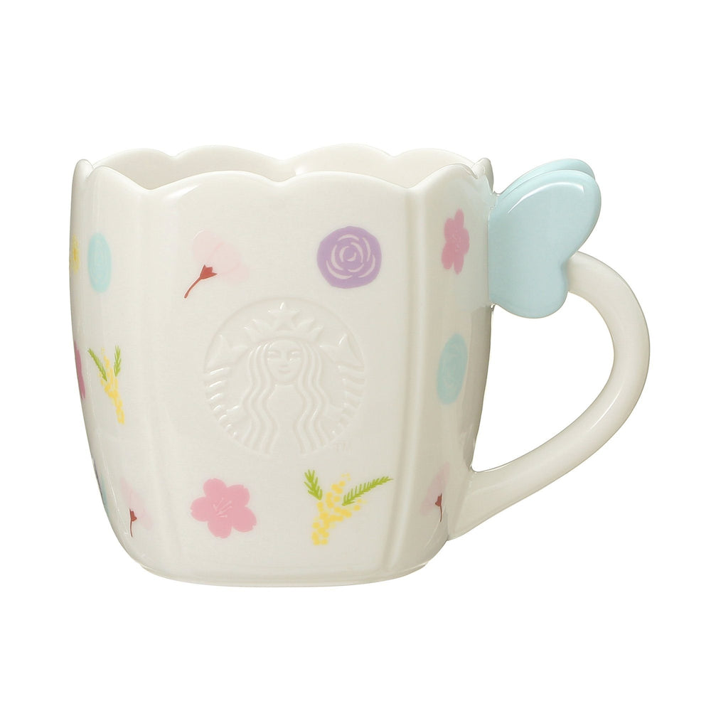 Starbucks Japan - Sakura 2021 Spring Bloom - 13. Mug Spring Icon 355ml