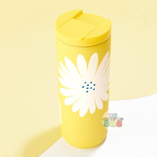 Starbucks China - Summer Blossom 2020 - Summer Chrysanthemum Stainless Steel Bottle 473ml