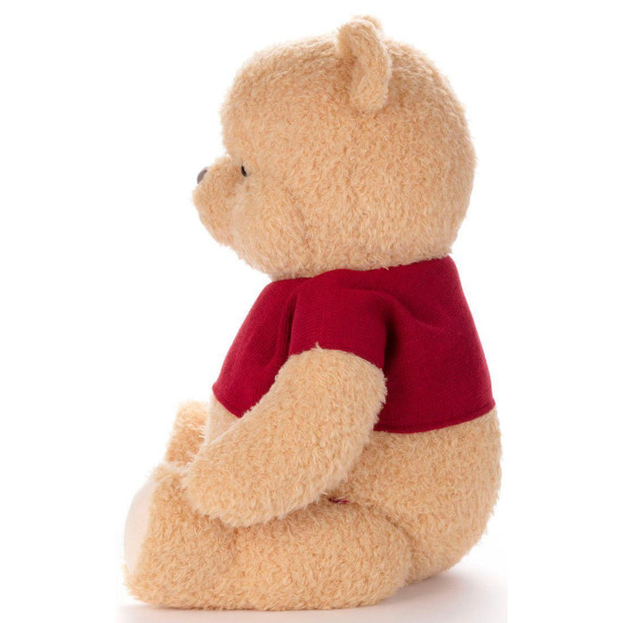 JP x Takara Tomy  - Christopher Robin Movie x Winnie the Pooh Plush (Real Size)