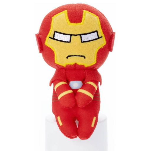 Japan Takara Tomy - Chokkorisan Plush x Marvel - Iron Man
