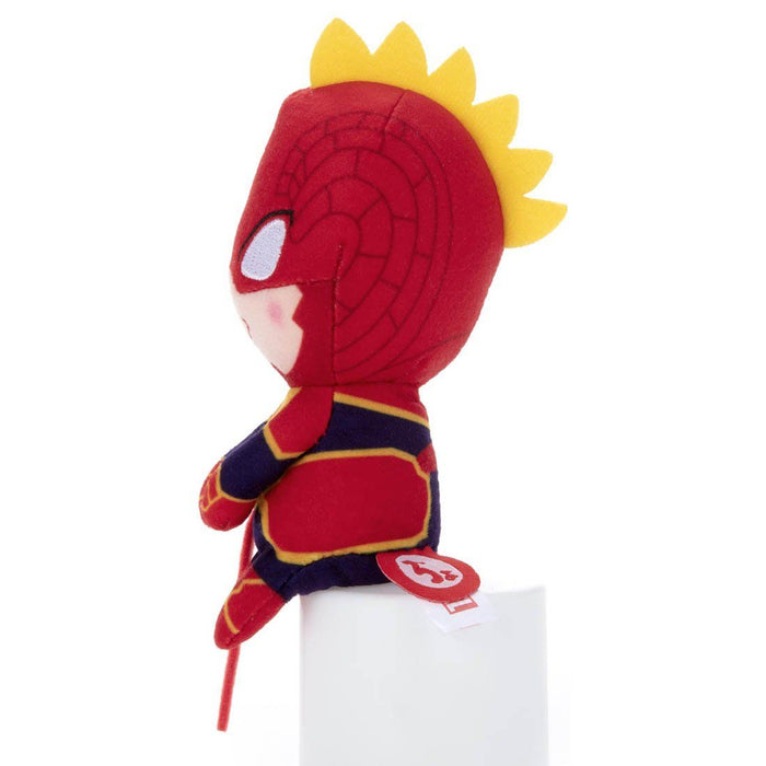Japan Takara Tomy - Chokkorisan Plush x Marvel - Captain Marvel