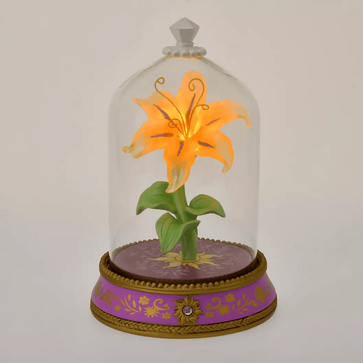 JDS - Disney Tangled 10 Years Collection - Rapunzel LED Light on the Tower Magic Flower