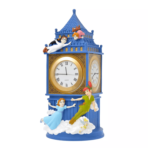 JDS - Peter Pan Story Collection - Peter Pan Clock & Accessory Case